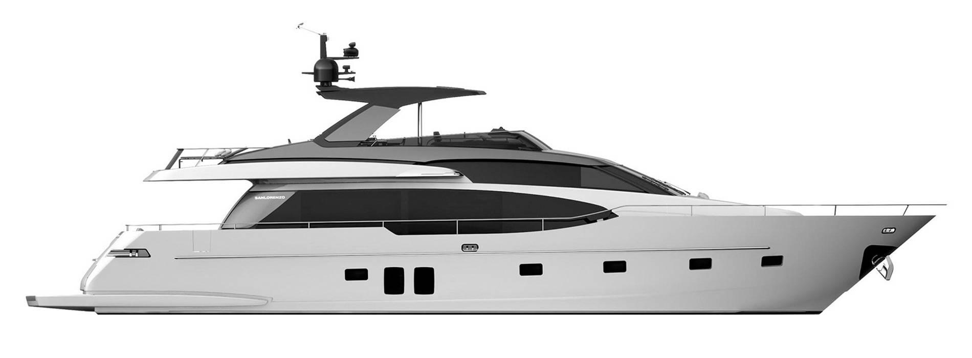 Sanlorenzo Yachts SL78 Profile